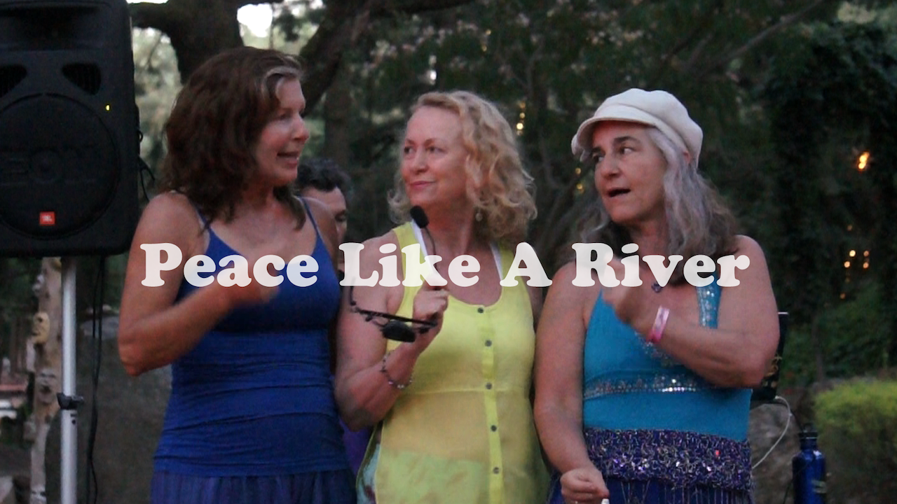 Peace Like a River title 2