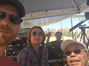 AV crew