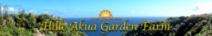 Hale Akua Garden Farm